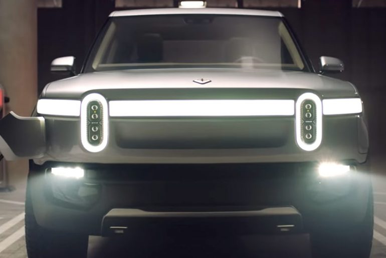 Rivian Charger Install